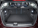 Фото авто Mini Clubman 2 поколение, ракурс: багажник цвет: бордовый