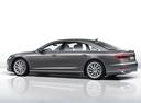 Фото авто Audi A8 D5, ракурс: 135 - рендер цвет: серый