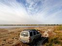 Фото авто Nissan Paladin 1 поколение, ракурс: 225