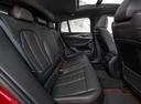 Фото авто BMW X4 G02, ракурс: задние сиденья