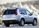Фото авто Nissan X-Trail T31, ракурс: 225 цвет: серебряный