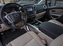 Фото авто Nissan Titan 2 поколение, ракурс: торпедо