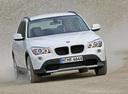Фото авто BMW X1 E84,  цвет: белый