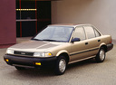 Фото авто Toyota Corolla E90, ракурс: 45
