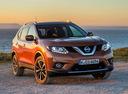 Фото авто Nissan X-Trail T32, ракурс: 315 цвет: бронзовый