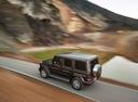 Фото авто Mercedes-Benz G-Класс W464, ракурс: 135 цвет: коричневый