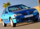 Фото авто Nissan Almera N16, ракурс: 315