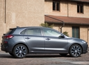 Фото авто Hyundai i30 PD, ракурс: 270 цвет: серый