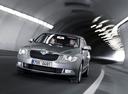 Фото авто Skoda Superb 2 поколение,  цвет: серый