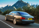 Фото авто Bentley Flying Spur 1 поколение, ракурс: 135 цвет: коричневый