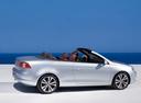 Фото авто Volkswagen Eos 1 поколение, ракурс: 270