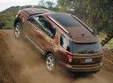 Фото авто Ford Explorer 5 поколение, ракурс: 135 цвет: бронзовый