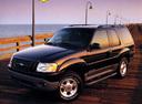Фото авто Ford Explorer 2 поколение [2-й рестайлинг], ракурс: 45