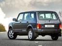 Фото авто ВАЗ (Lada) 4x4 1 поколение [2-й рестайлинг], ракурс: 135 цвет: серый