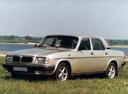 Фото авто ГАЗ 3110 Волга 1 поколение, ракурс: 45 цвет: бежевый
