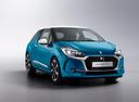 Фото авто DS 3 1 поколение [рестайлинг], ракурс: 315 - рендер цвет: голубой