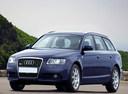 Фото авто Audi A6 4F/C6, ракурс: 45 цвет: синий