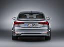 Фото авто Audi A5 2 поколение, ракурс: 180 - рендер цвет: серый