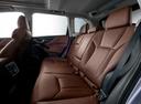 Фото авто Subaru Forester 5 поколение, ракурс: задние сиденья