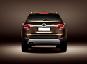 Фото авто Brilliance V5 1 поколение, ракурс: 180 - рендер цвет: коричневый