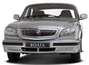 Фото авто ГАЗ 31105 Волга 1 поколение,  цвет: серебряный