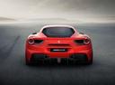 Фото авто Ferrari 488 1 поколение, ракурс: 180 цвет: красный