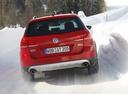 Фото авто Volkswagen Passat B7, ракурс: 180 цвет: красный