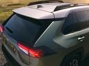 Фото авто Toyota RAV4 5 поколение, ракурс: задняя часть