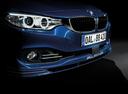 Фото авто Alpina B4 F32/F33, ракурс: передняя часть цвет: синий