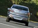 Фото авто Mazda 3 BL [рестайлинг], ракурс: 180 цвет: серебряный
