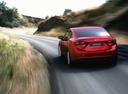 Фото авто Mazda 3 BM, ракурс: 180 цвет: красный