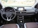 Фото авто Kia Picanto 3 поколение, ракурс: торпедо