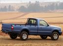 Фото авто Ford Ranger 2 поколение, ракурс: 270