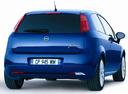 Фото авто Fiat Punto 3 поколение, ракурс: 225 цвет: синий