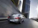 Фото авто Skoda Superb 2 поколение, ракурс: 180 цвет: серый