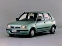 Фото авто Nissan March K11, ракурс: 45