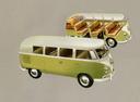 Фото авто Volkswagen Transporter T1, ракурс: сверху