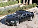 Фото авто Audi A6 4B/C5 [рестайлинг], ракурс: 45 цвет: зеленый