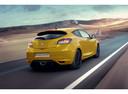 Фото авто Renault Megane 3 поколение [рестайлинг], ракурс: 225 цвет: желтый