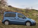 Фото авто Citroen Berlingo 2 поколение [2-й рестайлинг], ракурс: 270 цвет: голубой