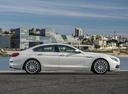 Фото авто BMW 6 серия F06/F12/F13 [рестайлинг], ракурс: 270 цвет: белый