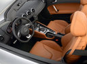 Фото авто Audi TT 8J, ракурс: сиденье