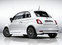 Фото авто Fiat 500 2 поколение [рестайлинг], ракурс: 135 цвет: белый