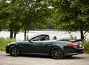 Фото авто Jaguar XK X150 [2-й рестайлинг], ракурс: 90 цвет: зеленый