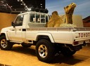 Фото авто Toyota Land Cruiser J70 [3-й рестайлинг], ракурс: 135