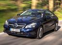 Фото авто Mercedes-Benz E-Класс W212/S212/C207/A207 [рестайлинг], ракурс: 45 цвет: синий