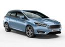 Фото авто Ford Focus 3 поколение [рестайлинг], ракурс: 315 - рендер цвет: голубой