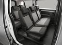 Фото авто Citroen SpaceTourer 1 поколение, ракурс: задние сиденья