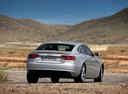 Фото авто Audi A5 8T, ракурс: 180 цвет: серебряный