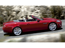 Фото авто Jaguar XK X150 [2-й рестайлинг], ракурс: 270 цвет: красный